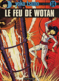 Cover Thumbnail for Yoko Tsuno (Dupuis, 1972 series) #14 - Le feu de Wotan