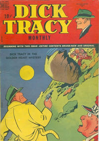 Cover Thumbnail for Dick Tracy (Wilson Publishing, 1949 series) #19