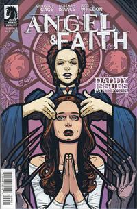 Cover Thumbnail for Angel & Faith (Dark Horse, 2011 series) #9 [Rebekah Isaacs Alternate Cover]