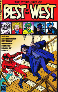 Cover Thumbnail for Best of the West (AC, 1998 series) #67