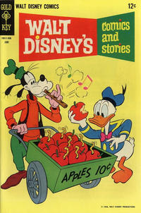 Cover Thumbnail for Walt Disney's Comics and Stories (Western, 1962 series) #v28#9 (333) [12¢]