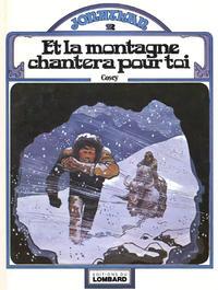 Cover Thumbnail for Jonathan (Le Lombard, 1977 series) #2 - Et la montagne chantera pour toi