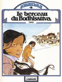 Cover Thumbnail for Jonathan (Le Lombard, 1977 series) #4 - Le berceau du Bodhisattva