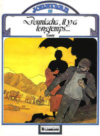 Cover Thumbnail for Jonathan (Le Lombard, 1977 series) #6 - Douniacha, il y a longtemps...