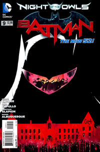 Cover Thumbnail for Batman (DC, 2011 series) #9