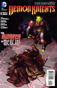 Cover Thumbnail for Demon Knights (DC, 2011 series) #9