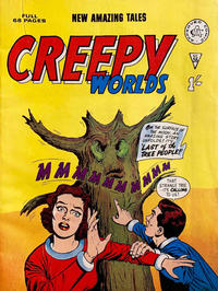 Cover Thumbnail for Creepy Worlds (Alan Class, 1962 series) #56