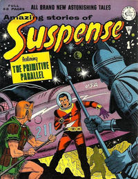 Cover Thumbnail for Amazing Stories of Suspense (Alan Class, 1963 series) #39