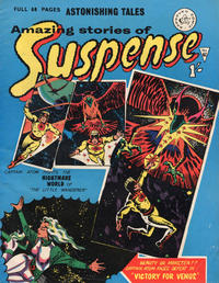 Cover Thumbnail for Amazing Stories of Suspense (Alan Class, 1963 series) #62