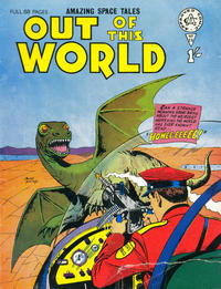 Cover Thumbnail for Out of This World (Alan Class, 1963 series) #23