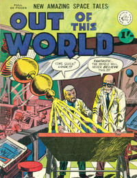 Cover Thumbnail for Out of This World (Alan Class, 1963 series) #[nn]