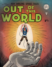 Cover Thumbnail for Out of This World (Alan Class, 1963 series) #7