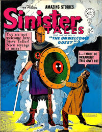 Cover Thumbnail for Sinister Tales (Alan Class, 1964 series) #51