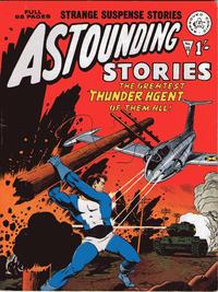 Cover Thumbnail for Astounding Stories (Alan Class, 1966 series) #33
