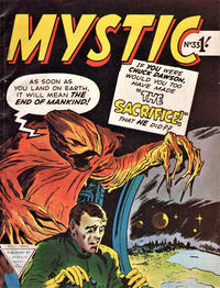 Cover Thumbnail for Mystic (L. Miller & Son, 1960 series) #33
