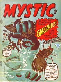 Cover Thumbnail for Mystic (L. Miller & Son, 1960 series) #44