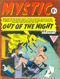 Cover Thumbnail for Mystic (L. Miller & Son, 1960 series) #53