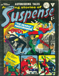 Cover Thumbnail for Amazing Stories of Suspense (Alan Class, 1963 series) #90