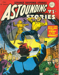 Cover Thumbnail for Astounding Stories (Alan Class, 1966 series) #31