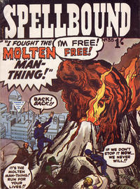Cover Thumbnail for Spellbound (L. Miller & Son, 1960 ? series) #35