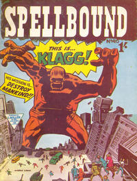 Cover Thumbnail for Spellbound (L. Miller & Son, 1960 ? series) #40