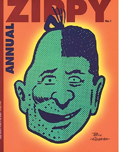 Cover for Zippy Annual (Fantagraphics, 2000 series) #1