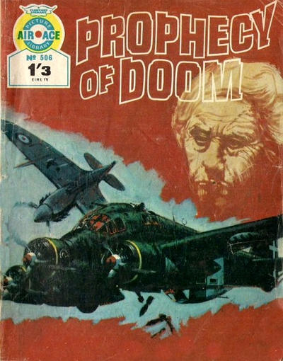 Cover for Air Ace Picture Library (IPC, 1960 series) #506