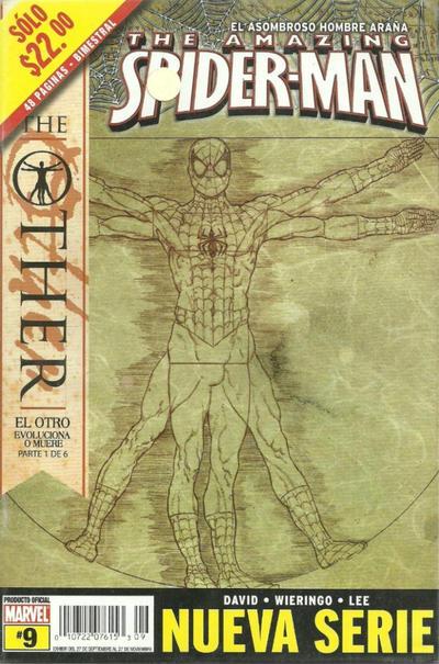 Cover for The Amazing Spider-Man, el Asombroso Hombre Araña (Editorial Televisa, 2005 series) #9