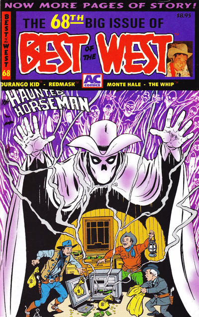 Cover for Best of the West (AC, 1998 series) #68