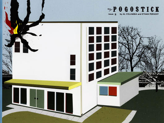 Cover for The Pogostick (Fantagraphics, 2003 series) #2