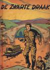 Cover for Buck Danny (Dupuis, 1949 series) #5 - De zwarte draak [Eerste druk (?)]
