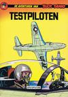 Cover Thumbnail for Buck Danny (1949 series) #10 - Testpiloten [1966 ]