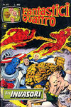 Cover for I Fantastici Quattro (Editoriale Corno, 1971 series) #211