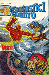 Cover for I Fantastici Quattro (Editoriale Corno, 1971 series) #218