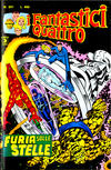 Cover for I Fantastici Quattro (Editoriale Corno, 1971 series) #221