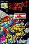 Cover for I Fantastici Quattro (Editoriale Corno, 1971 series) #200