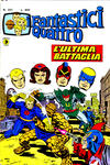 Cover for I Fantastici Quattro (Editoriale Corno, 1971 series) #201