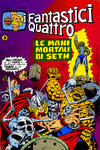 Cover for I Fantastici Quattro (Editoriale Corno, 1971 series) #203