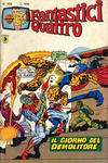 Cover for I Fantastici Quattro (Editoriale Corno, 1971 series) #208
