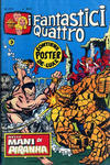 Cover for I Fantastici Quattro (Editoriale Corno, 1971 series) #210
