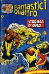 Cover for I Fantastici Quattro (Editoriale Corno, 1971 series) #186