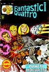 Cover for I Fantastici Quattro (Editoriale Corno, 1971 series) #187