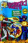 Cover for I Fantastici Quattro (Editoriale Corno, 1971 series) #190