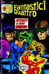 Cover for I Fantastici Quattro (Editoriale Corno, 1971 series) #192