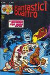 Cover for I Fantastici Quattro (Editoriale Corno, 1971 series) #194