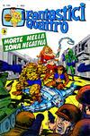 Cover for I Fantastici Quattro (Editoriale Corno, 1971 series) #195