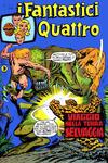 Cover for I Fantastici Quattro (Editoriale Corno, 1971 series) #177