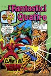 Cover for I Fantastici Quattro (Editoriale Corno, 1971 series) #178
