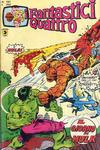 Cover for I Fantastici Quattro (Editoriale Corno, 1971 series) #181