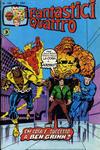 Cover for I Fantastici Quattro (Editoriale Corno, 1971 series) #183